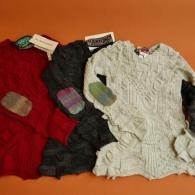 M.&KYOKO セーター3色入荷いたしました¥24200(税込)