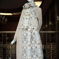 M.&KYOKO ジャケット¥62700 スカート¥42900(税込)