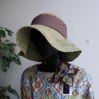 M.&KYOKO コサージュ¥7700 帽子¥8690(ワールド)全て税込み