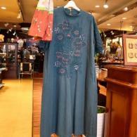 M.&KYOKO ワンピース¥49500 ストール¥20900