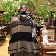 M.&KYOKOアームウォーマー付きプルオーバー¥24200