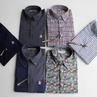 Orobiancoシャツ¥12,100税込 特別記念価格の数量限定品です。お早めにチェックして下さい。