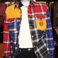 CASTELBAJACシャツジャケット¥42,900税込 キルティング仕様で冬までOK!