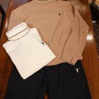 T-MAC デーリーユース、ゴルフウェアにと人気のブランド。すべて税込¥10,780とリーズナブル